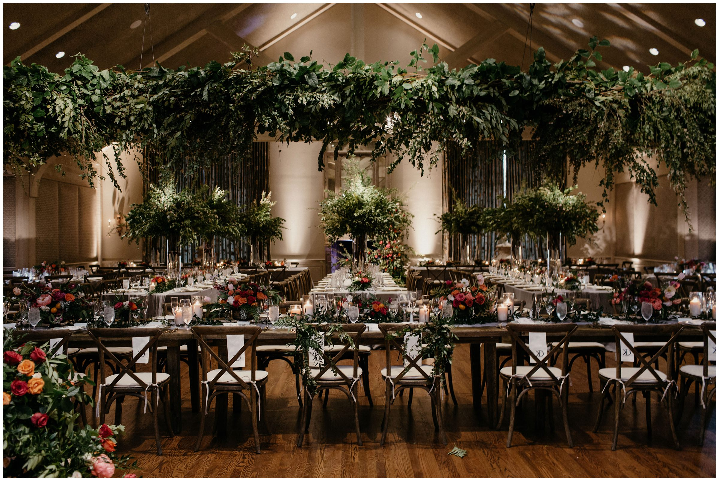 crooked roots floral design at southern hills country club wedding