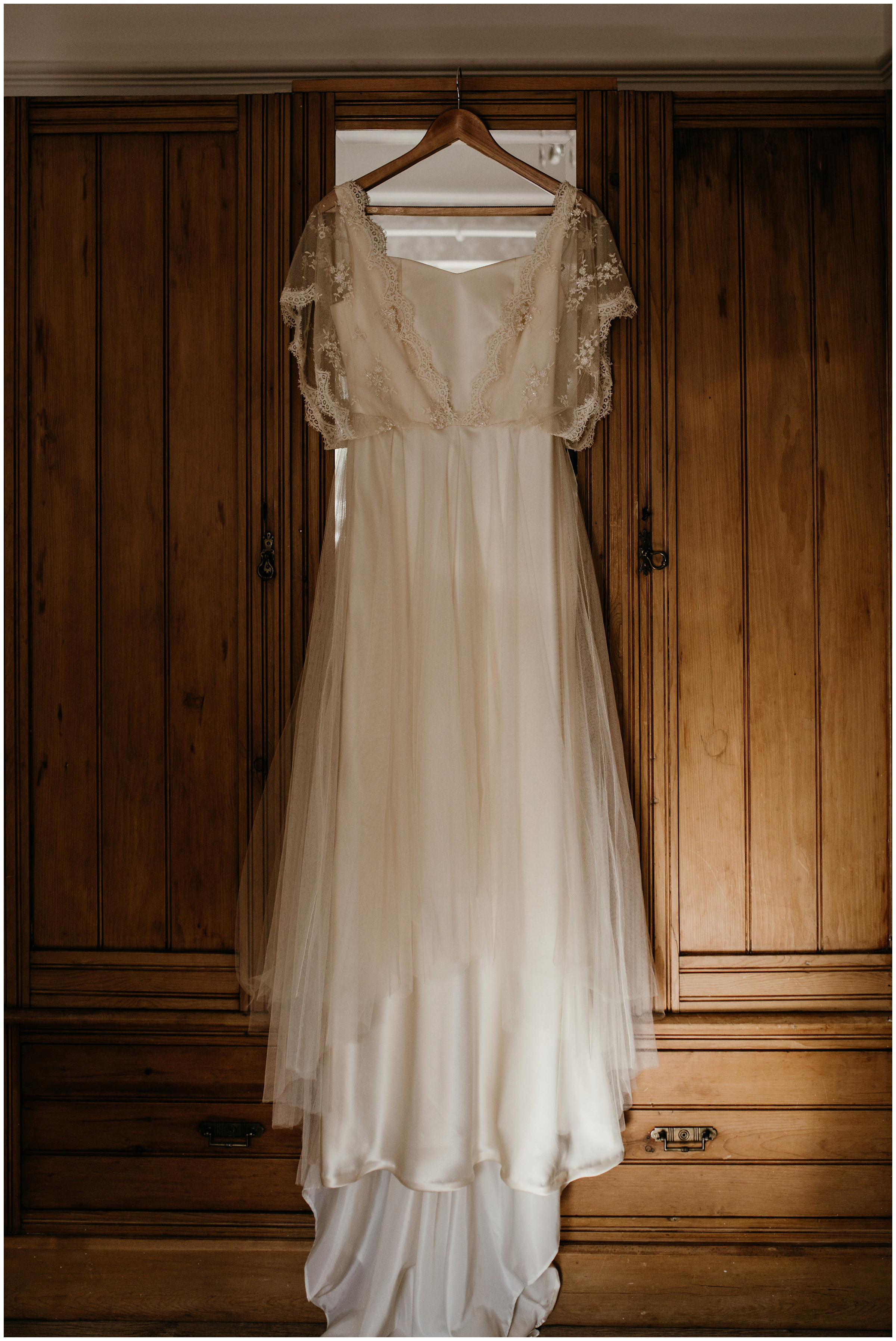 bridal rogue wedding dress