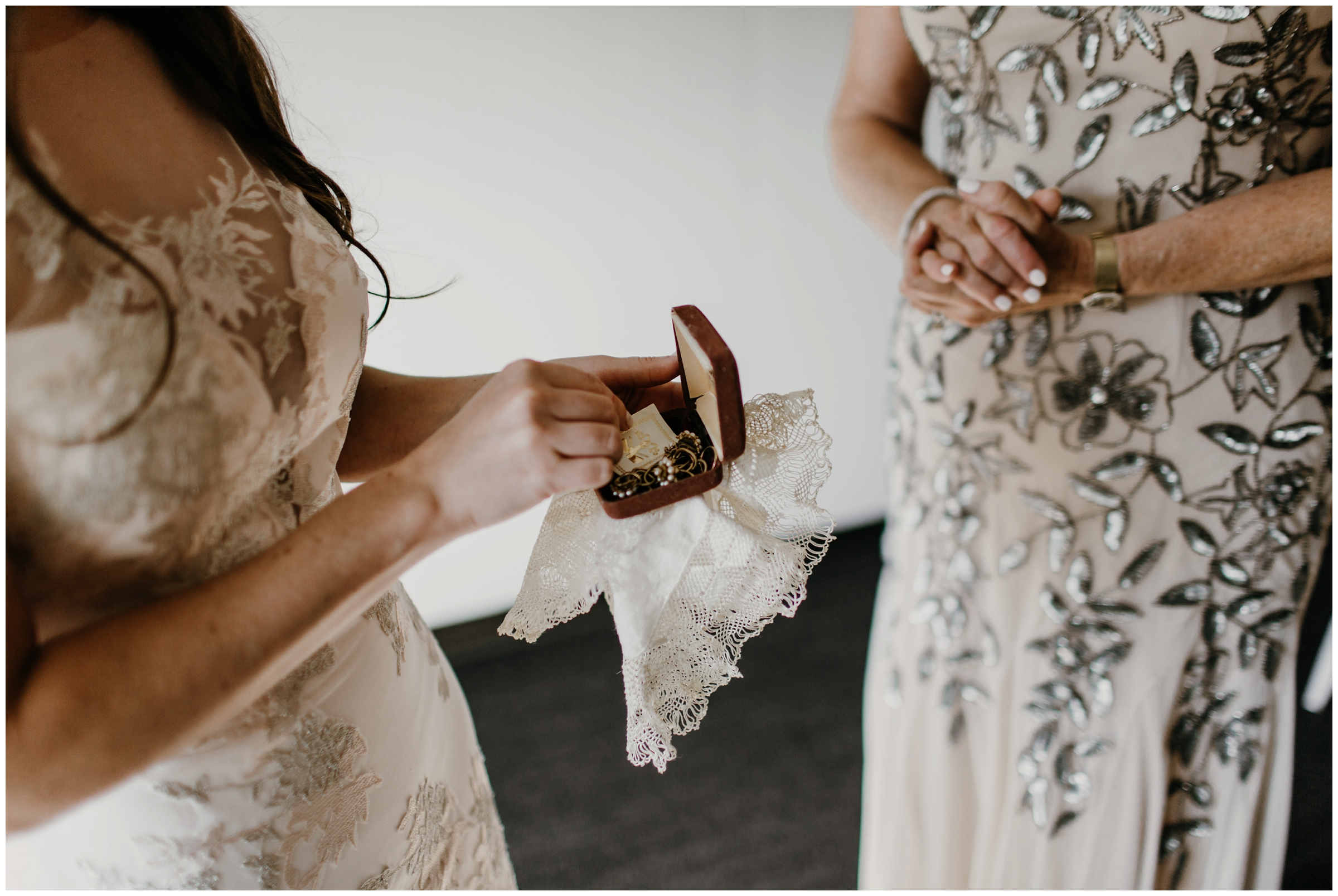 bride gifts daughter family heirloom