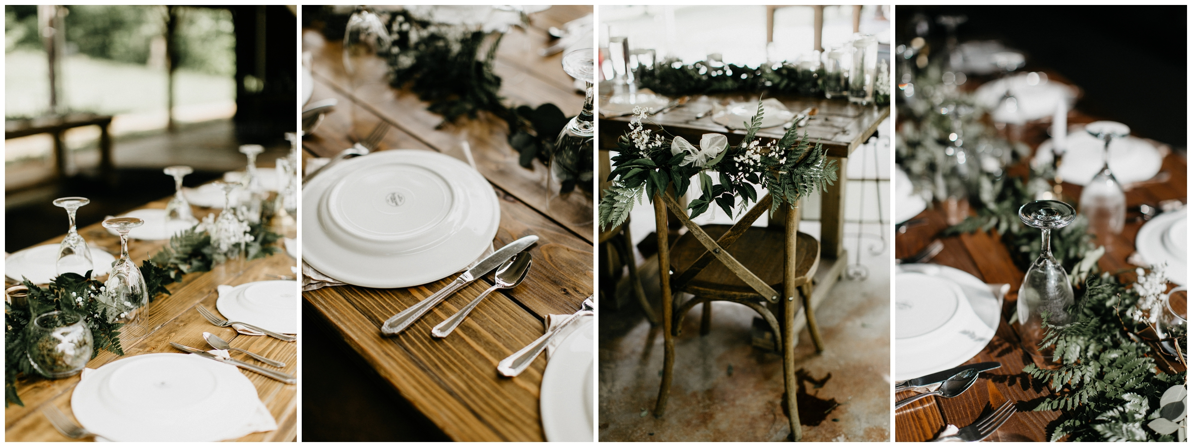 rustic chic outdoor wedding photography springfield missouri