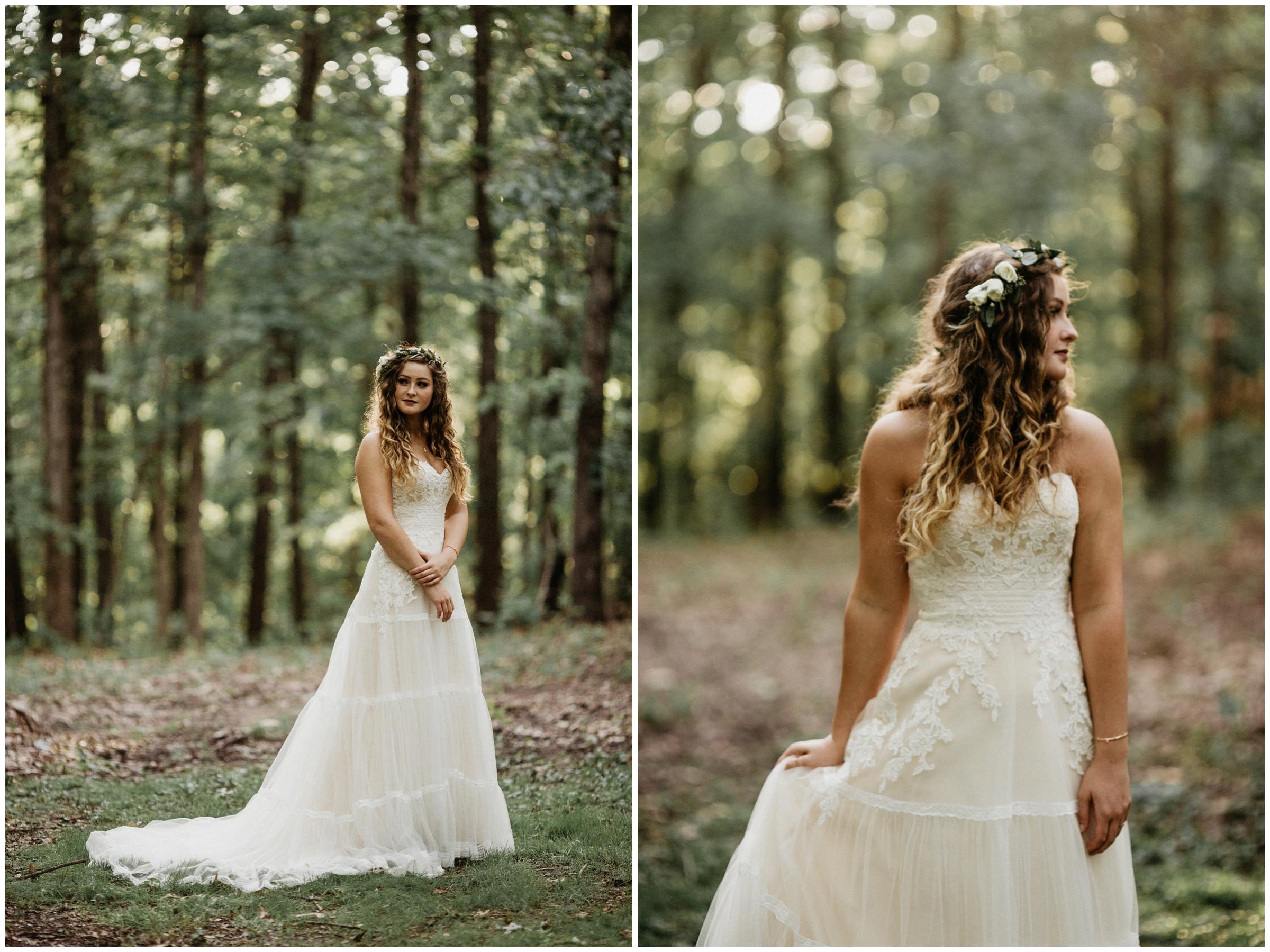 bridal photography fayetteville arkansas