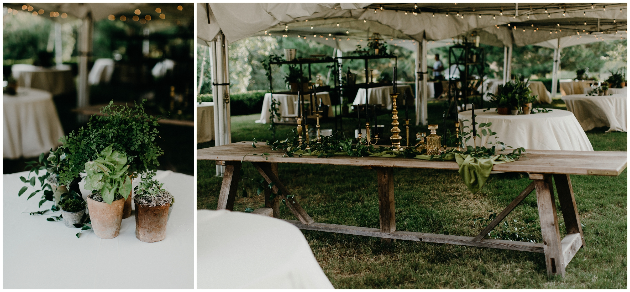 JLK wedding design at autumns ridge plantation