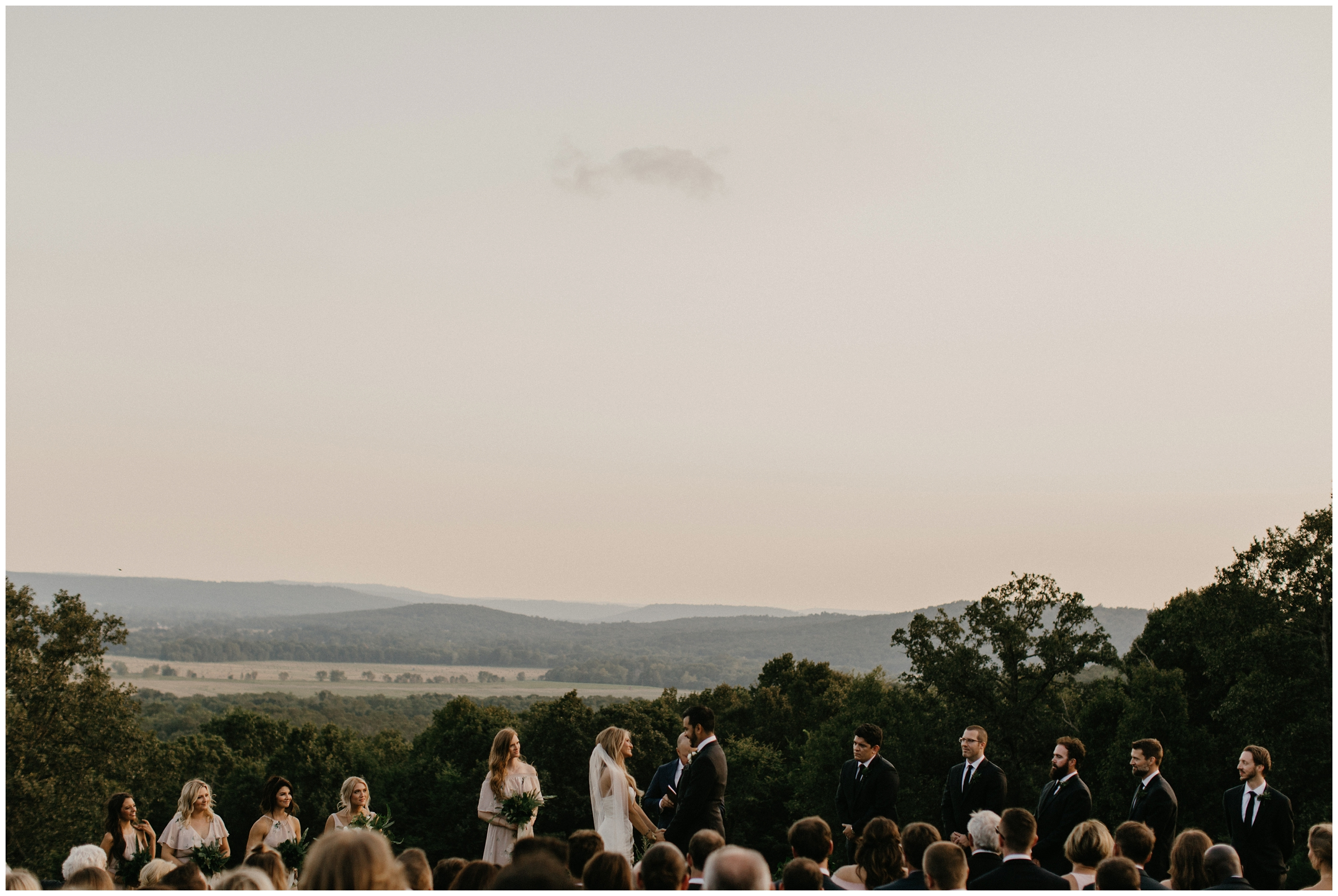 kirsten blowers wedding at autumn ridge plantation in fayetteville arkansas