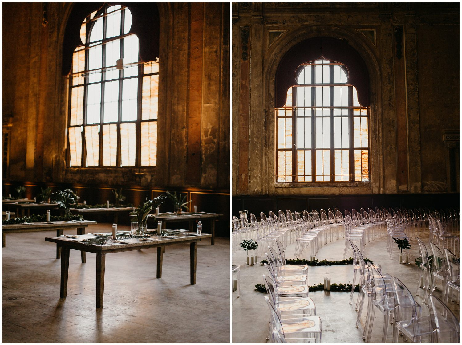 16th street station wedding reception