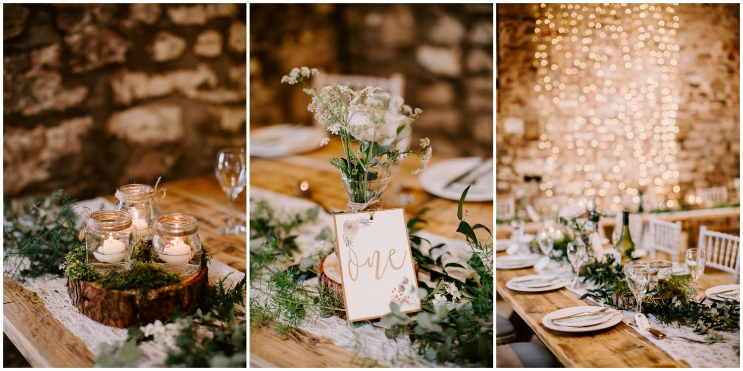 eden barn rustic wedding