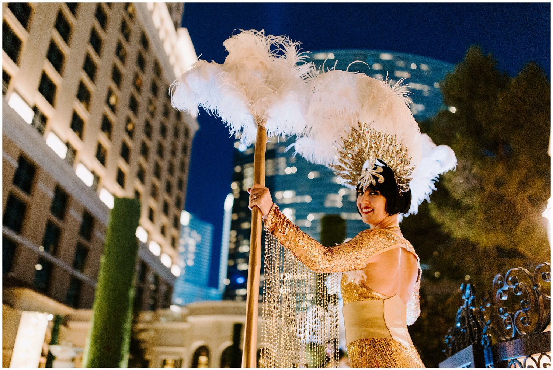 amazon women las vegas at bellagio wedding