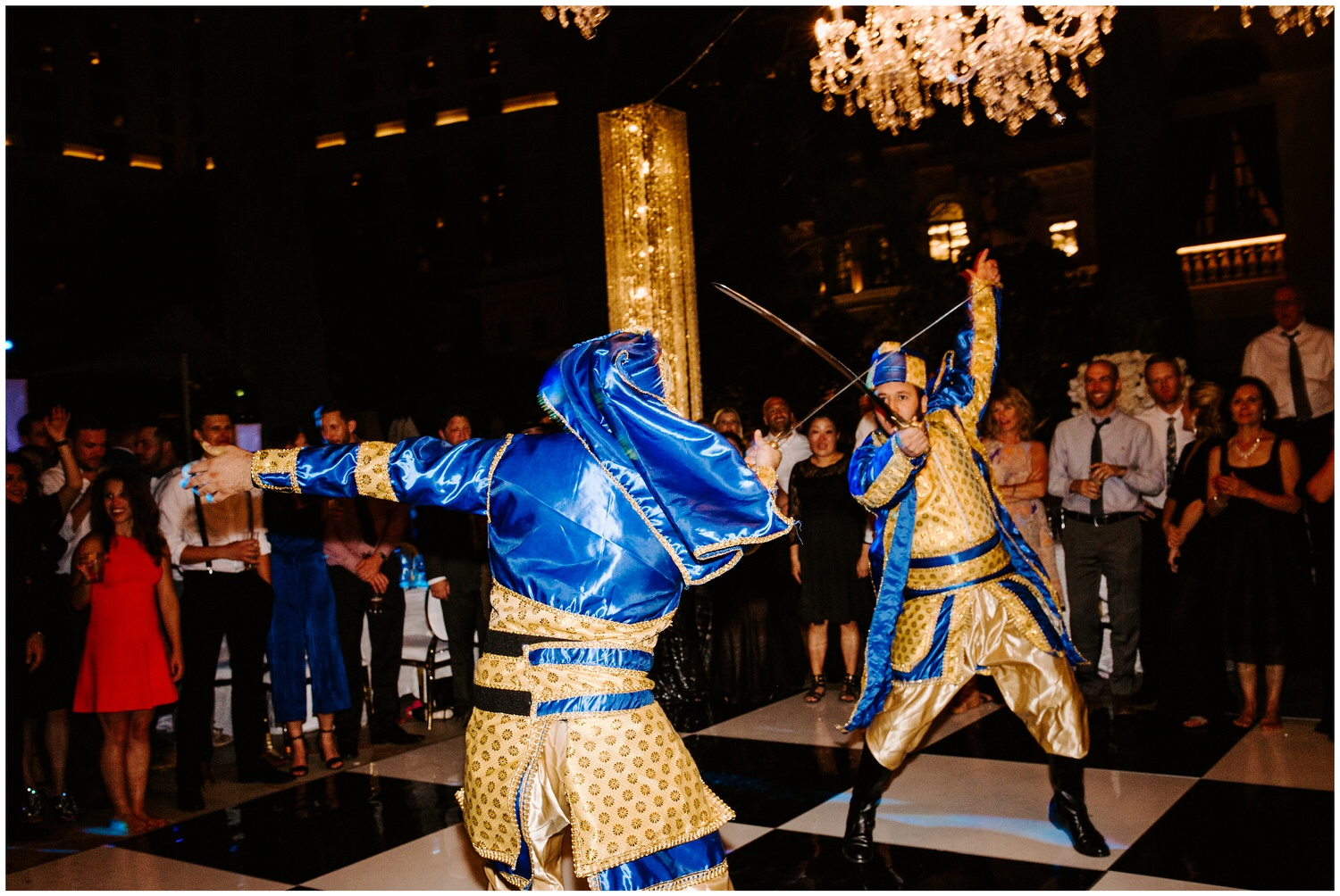 lebanese sword dancers
